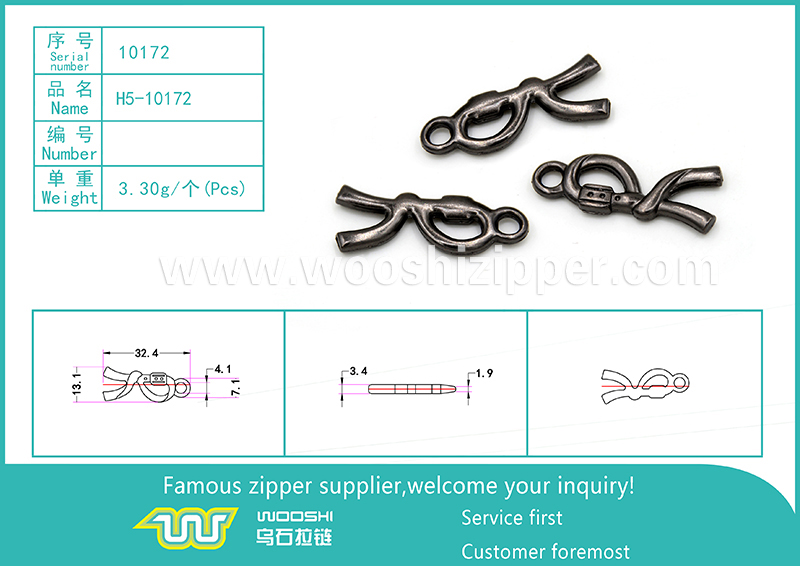 3# high quality nylon zipper (Y texture)