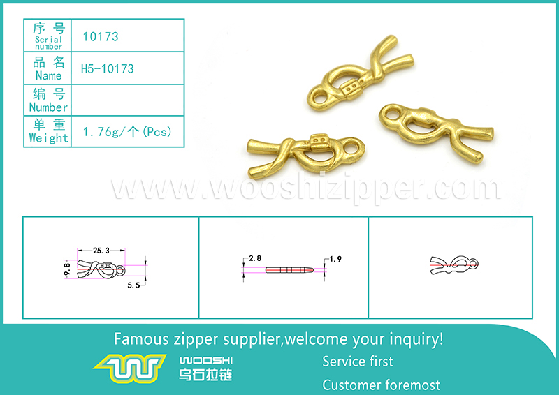 3# high quality nylon zipper (W texture)