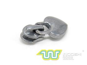 3# reverse nylon zipper slider and 10903 pull-tab