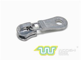 5# Metal zipper slider and 10931 pull-tab