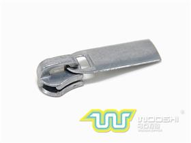5# Metal zipper slider B and 10018 pull-tab