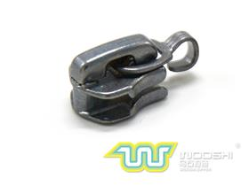 5# Auto-lock metal zipper slider B