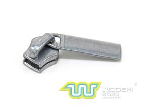 3# metal zipper slider B and 10373  pull-tab