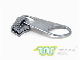 5# Metal zipper slider and 10743 pull-tab