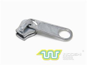 5# Plastic zipper slider and 10001 pull-tab