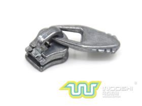 M3# metal zipper slider and 10049 pull-tab
