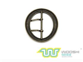 Round Shape Pin Buckles of 30883
